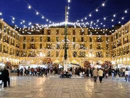 Christmas in Palma de Mallorca