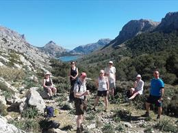Mallorca Walking Port Soller