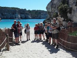 Singles Walking Menorca
