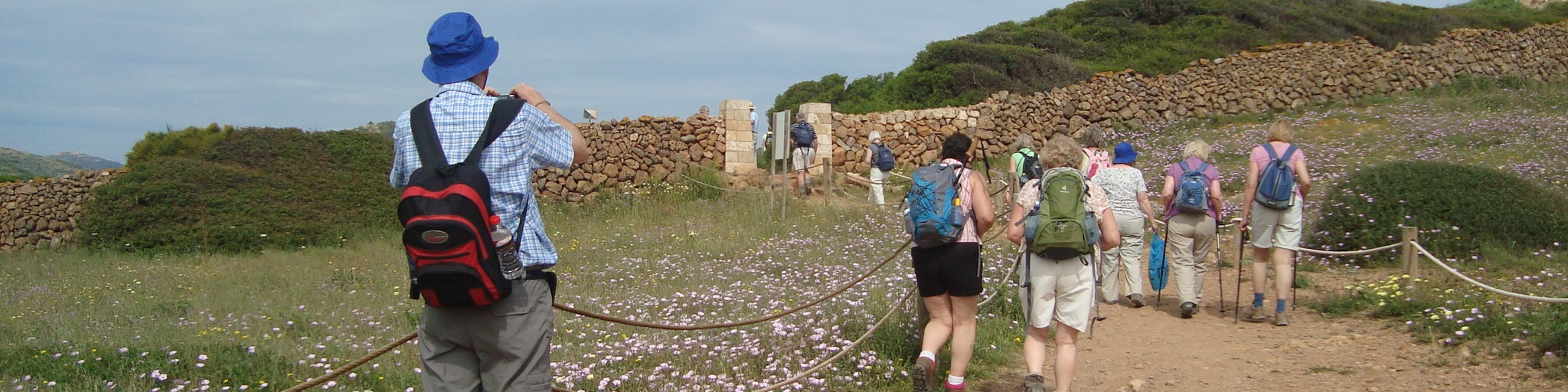 Small Group Walking on Menorca